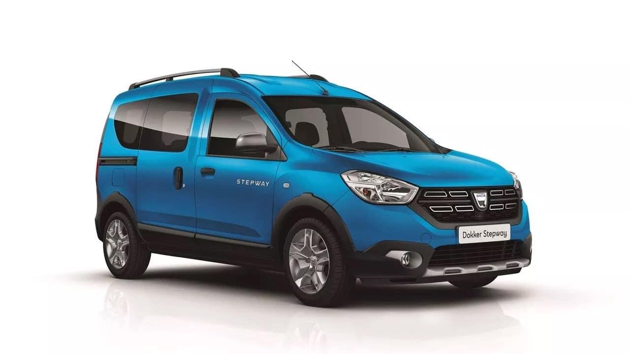 Dacia DOKKER STEPWAY PLUS Autohaus Schouren