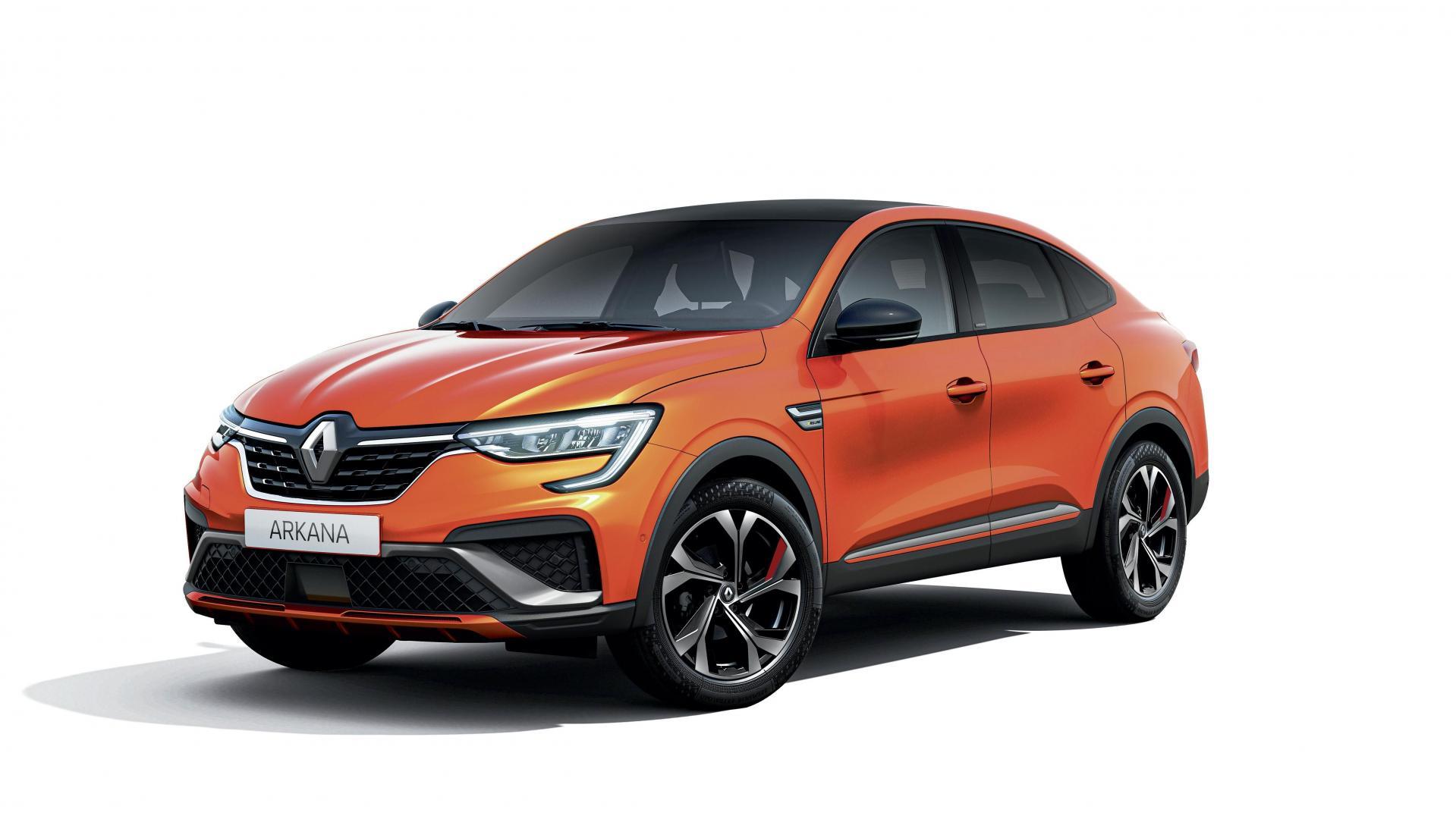 Renault ARKANA Autohaus Schouren