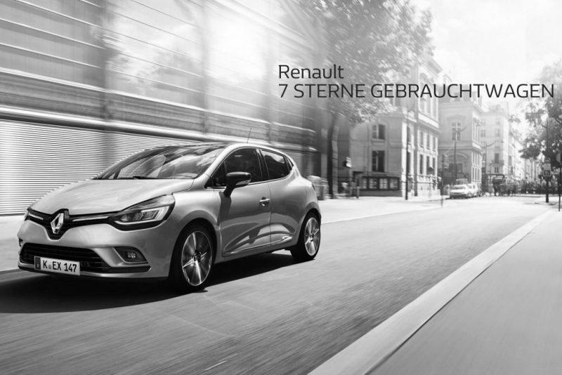 Renault Gebrauchtwagenverkauf bei Autohaus Schouren Brüggen
