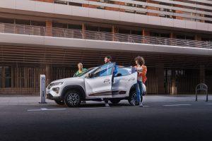 Dacia SPRING ELECTRIC bei Autohaus Schouren