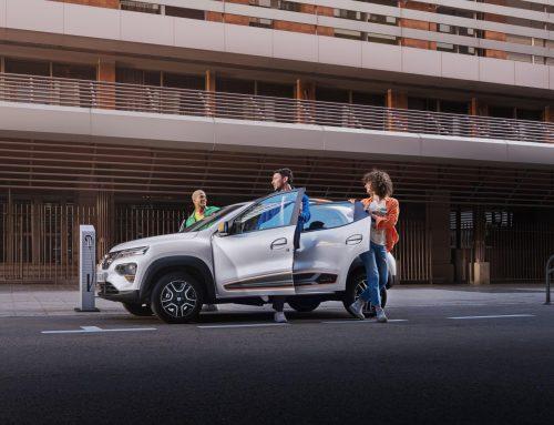 Dacia SPRING ELECTRIC: Elektromobilität für alle