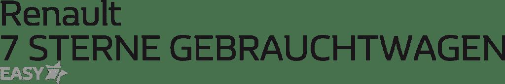 Renault 7 Sterne Gebrauchtwagen EASY Autohaus Schouren