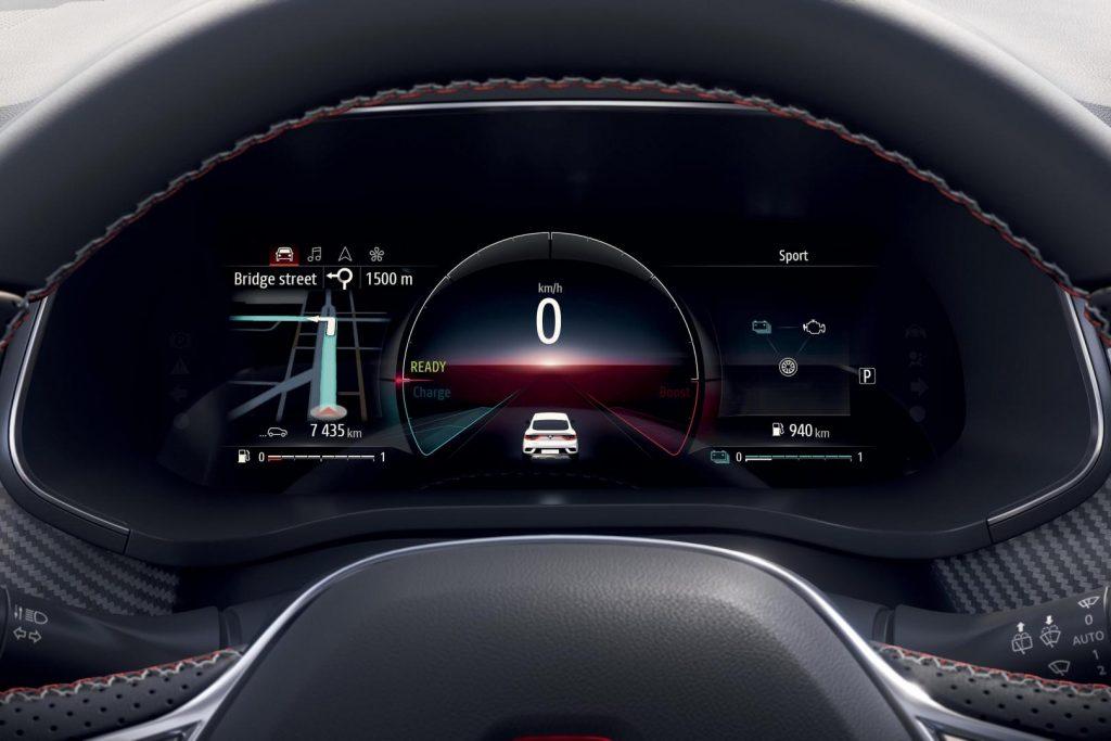 Renault Arkana - Smart Cockpit Autohaus Schouren