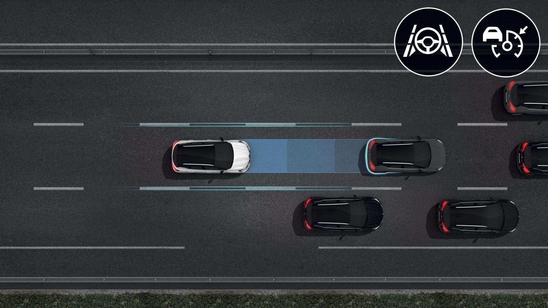Fahrerassistenzsysteme auf neuem Niveau beim Renault CAPTUR Autohaus Schouren