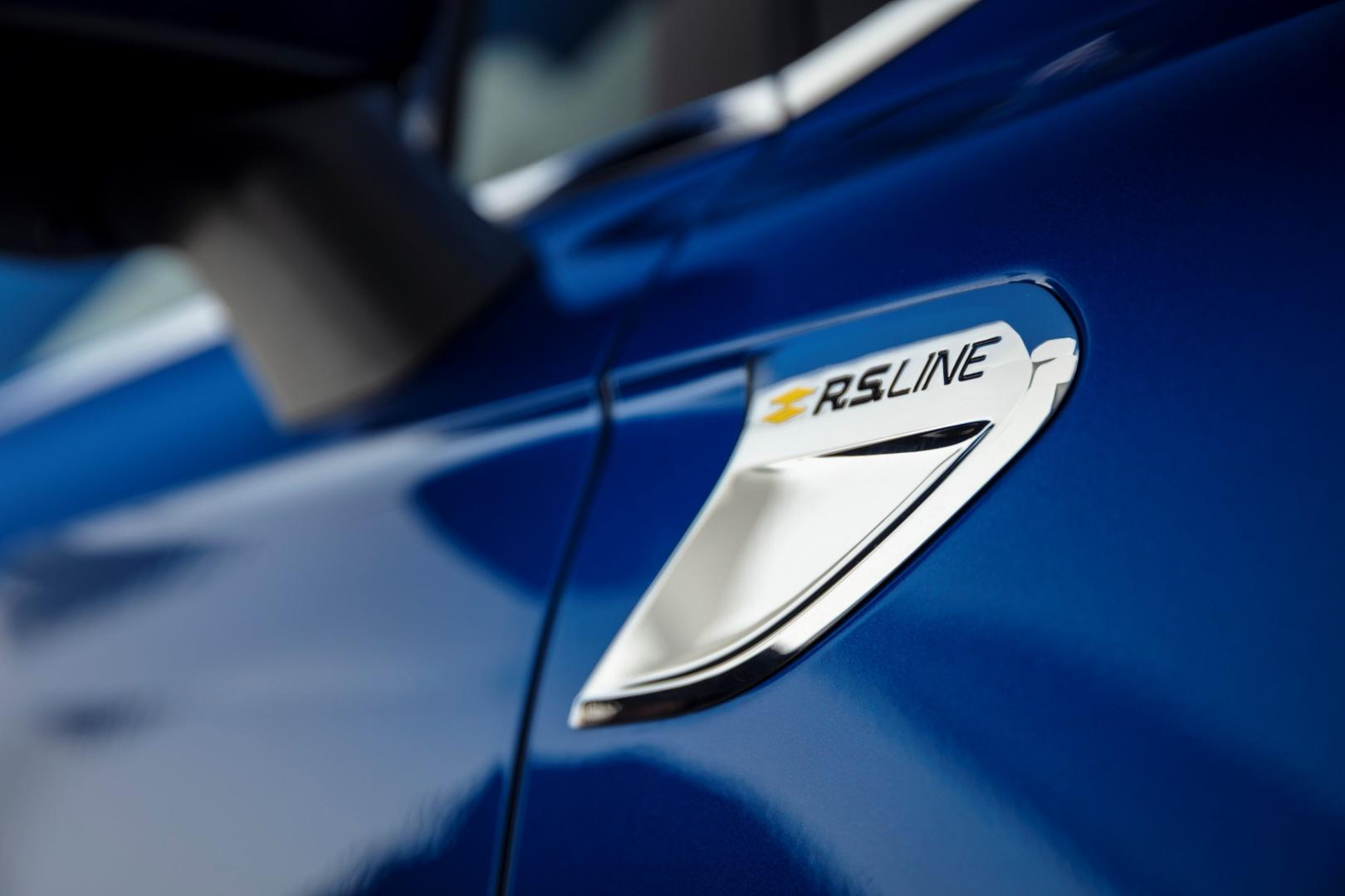 R.S. Line beim Renault CLIO Autohaus Schouren