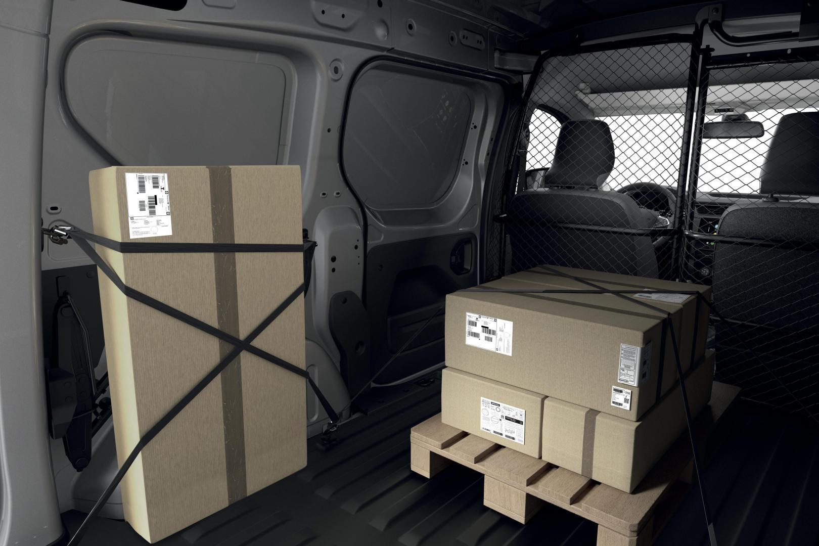 Renault EXPRESS Ladesicherung Autohaus Schouren