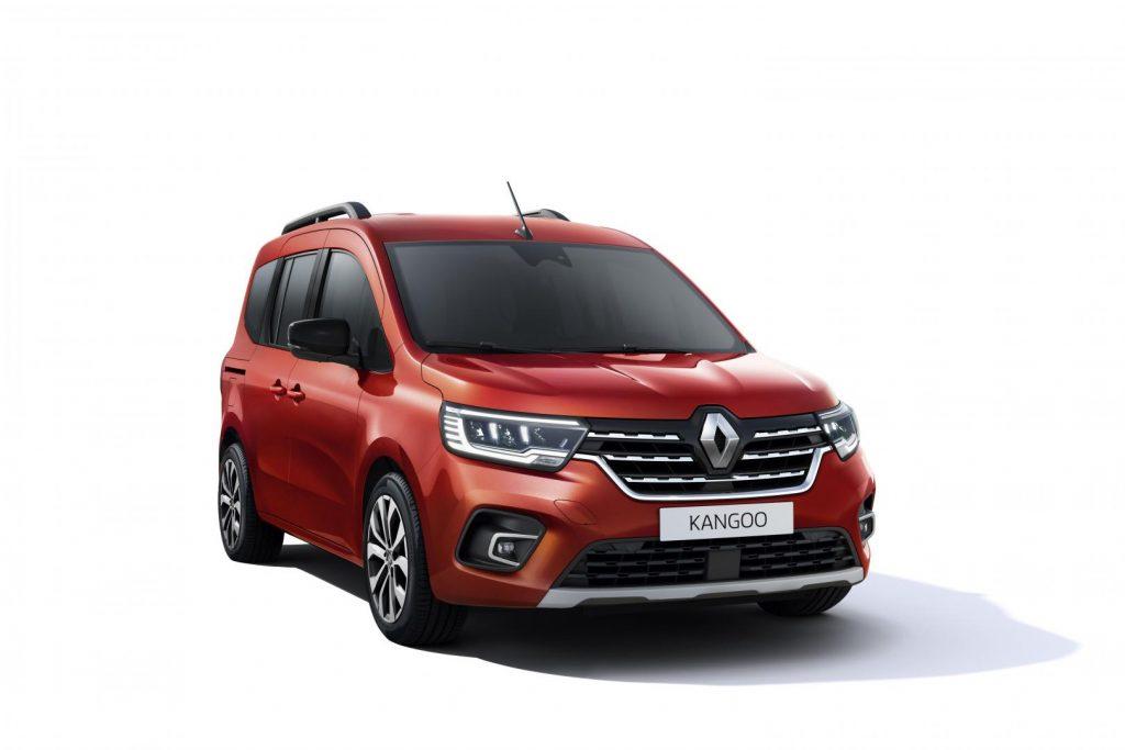 Renault KANGOO Kombivan Freizeitfahrzeug Autohaus Schouren