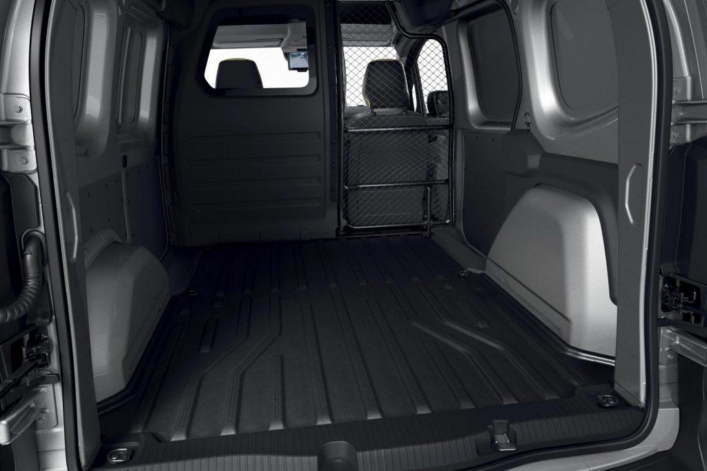 Bis zu 3,9 Kubikmeter Ladevolumen in der Standardversion beim Renault KANGOO RAPID Kompakttransporter Autohaus Schouren