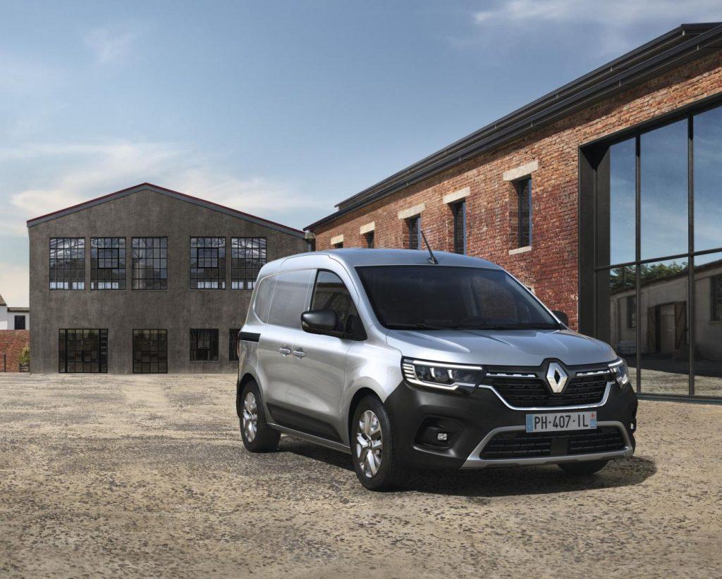 Markanter Auftritt des Renault KANGOO RAPID Kompakttransporter Autohaus Schouren