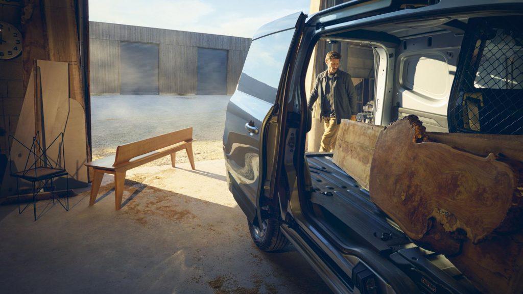 Open Sesame by Renault: Flexibel und sicher - Renault KANGOO RAPID Kompakttransporter Autohaus Schouren