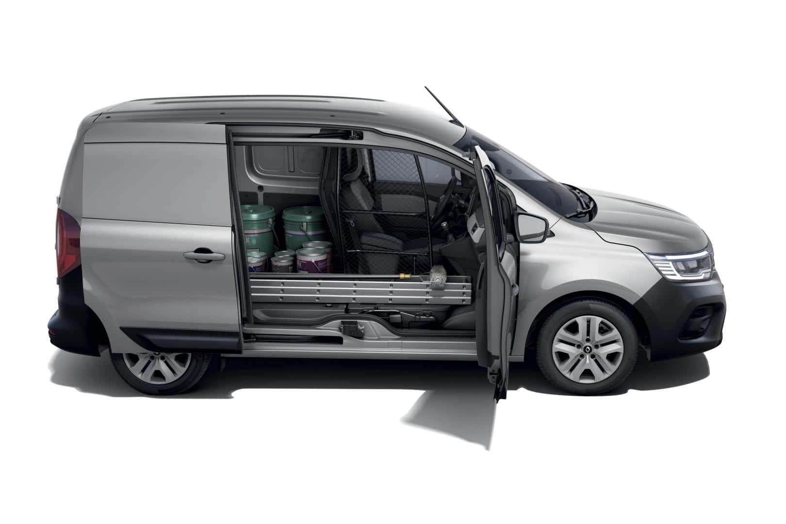 Open Sesame beim Renault KANGOO Rapid Autohaus Schouren