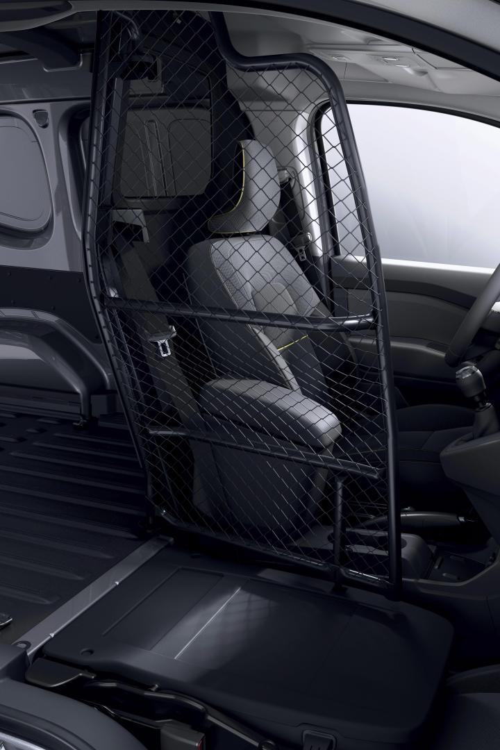 Vario Trennwand beim Renault KANGOO Rapid Autohaus Schouren