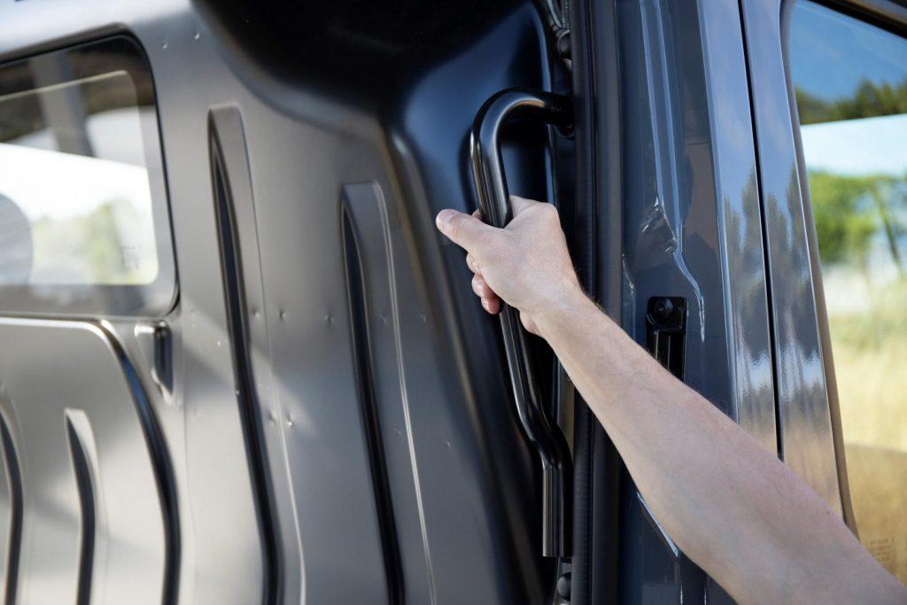 Nützliche Details für den Arbeitsalltag beim Renault MASTER Kastenwagen Autohaus Schouren