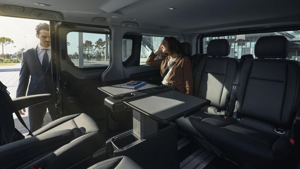 Renault TRAFIC Combi SpaceClass Business Shuttle Autohaus Schouren