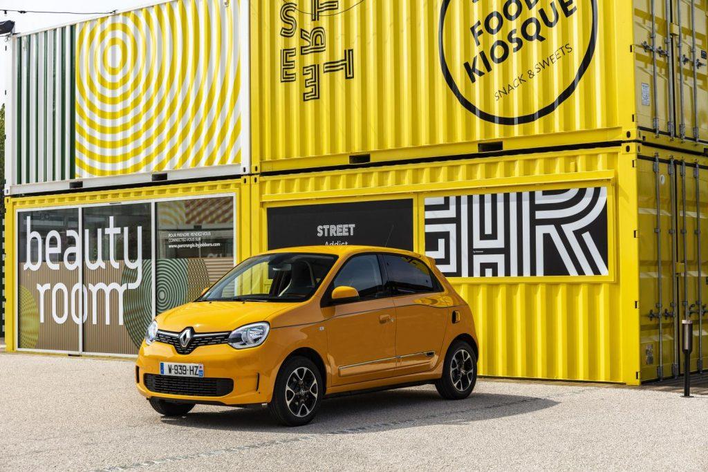 City-Car mit erwachsenerem Look Renault TWINGO Autohaus Schouren