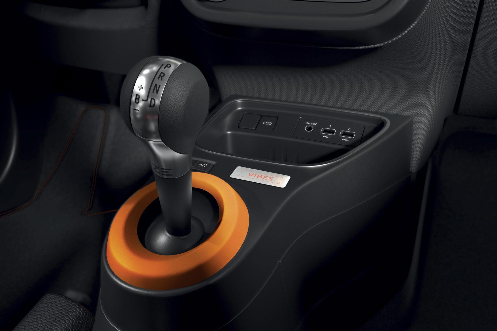 B-MODUS des Renault TWINGO ELECTRIC Autohaus Schouren