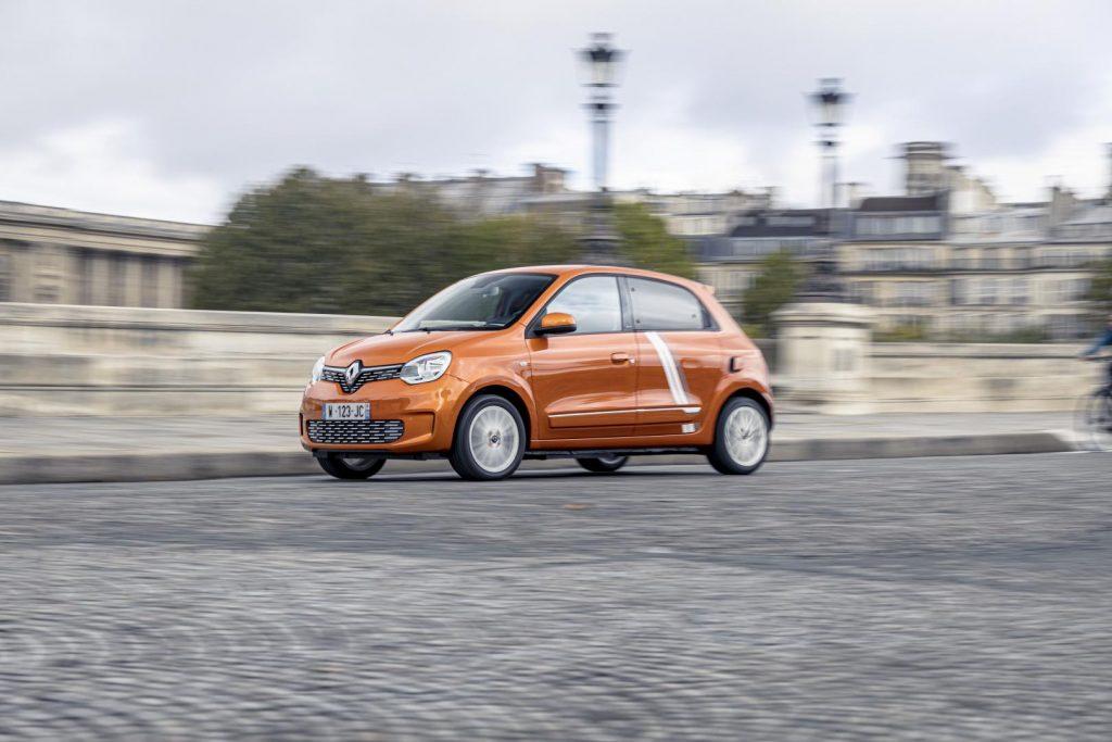 Durchzugsstarker Elektromotor des Renault TWINGO ELECTRIC Autohaus Schouren