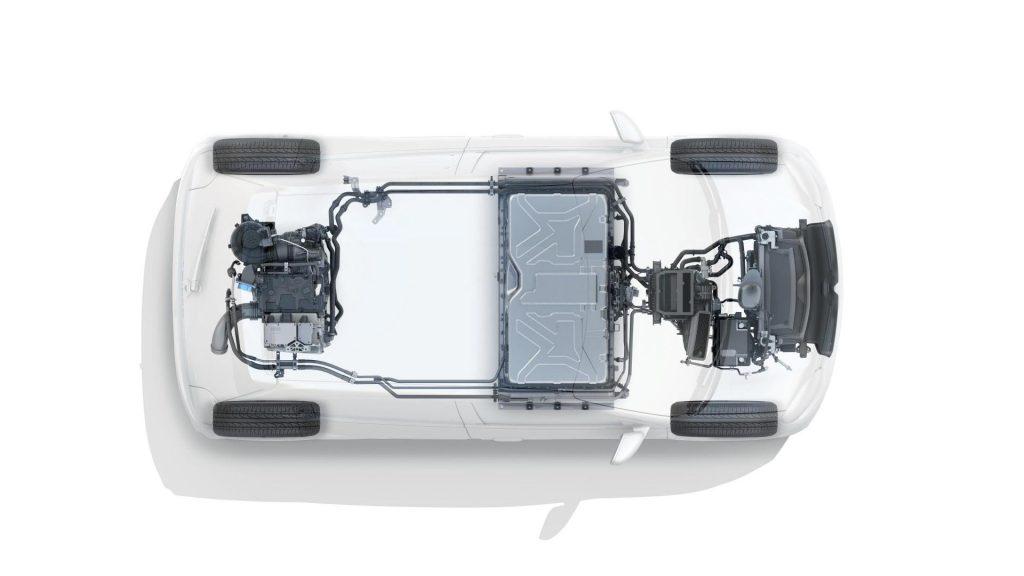 Wassergekühlte Batterie des Renault TWINGO ELECTRIC Autohaus Schouren