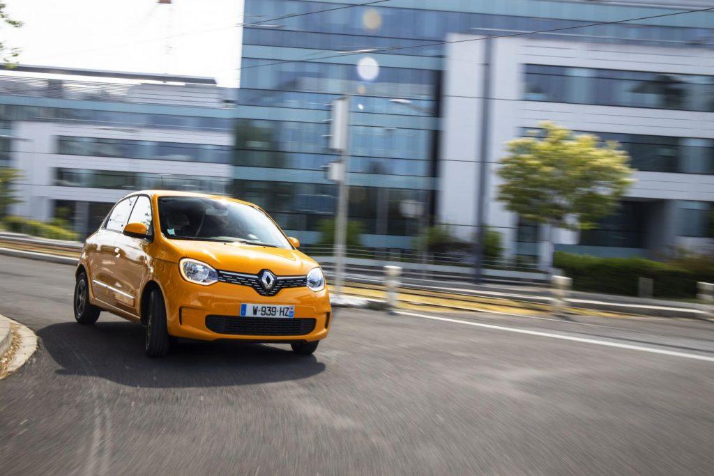 Fahrleistungen des Renault TWINGO Autohaus Schouren