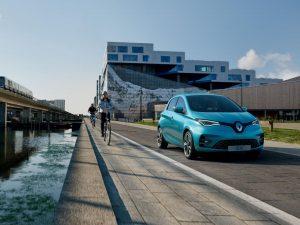 Renault ZOE Highlights bei Autohaus Schouren