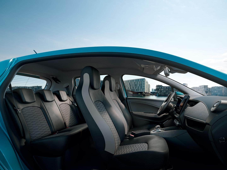 Komfort im Renault ZOE Autohaus Schouren