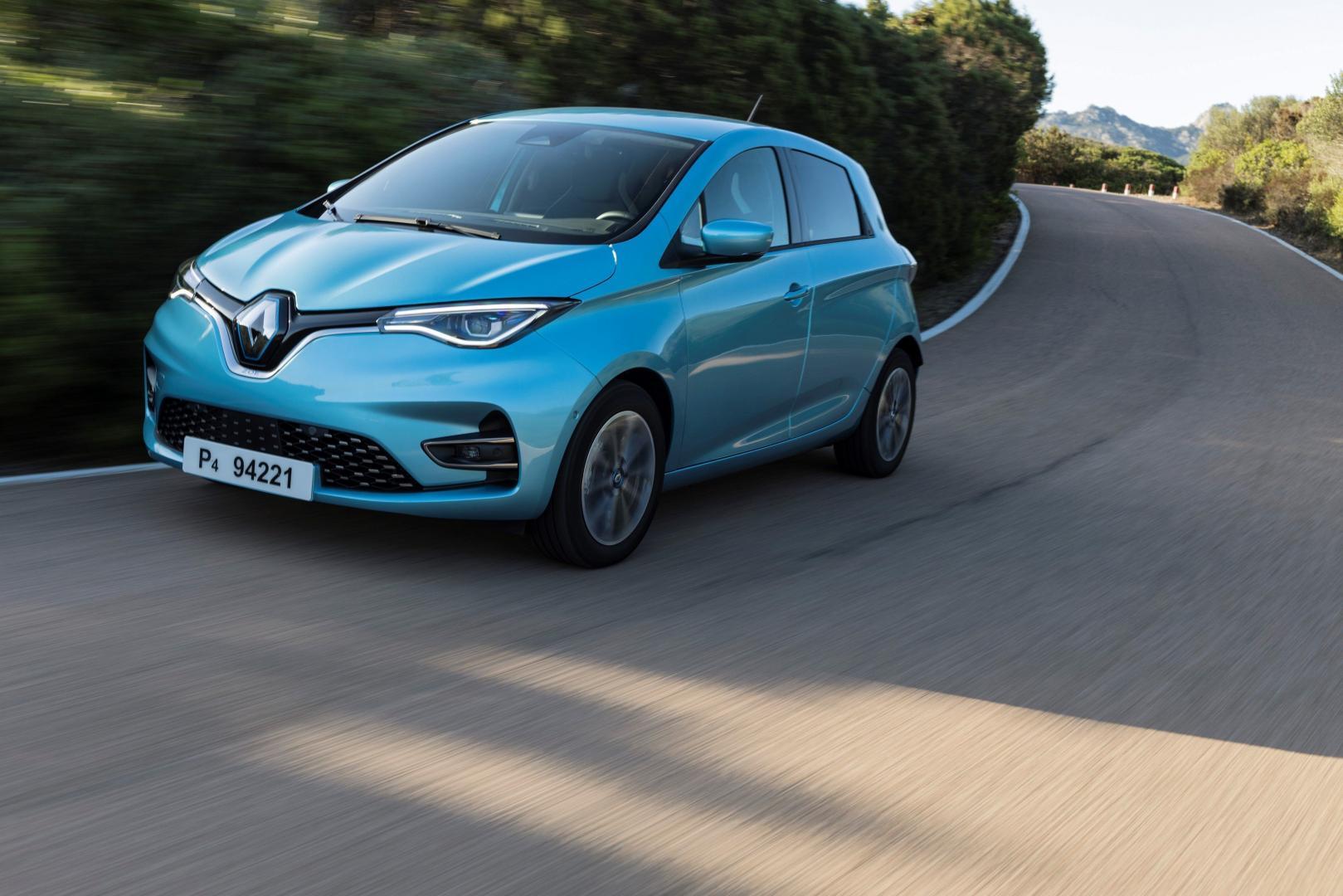 Perfekte Balance - Renault ZOE Autohaus Schouren