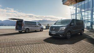 Renault TRAFIC bei Autohaus Schouren