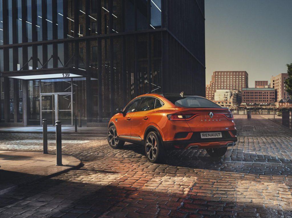 Autoversicherung direkt Renault ARKANA Autohaus Schouren