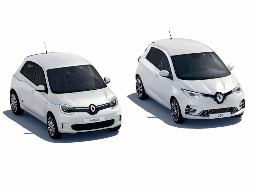 Autoversicherung Renault ZOE TWINGO ELECTRIC Autohaus Schouren