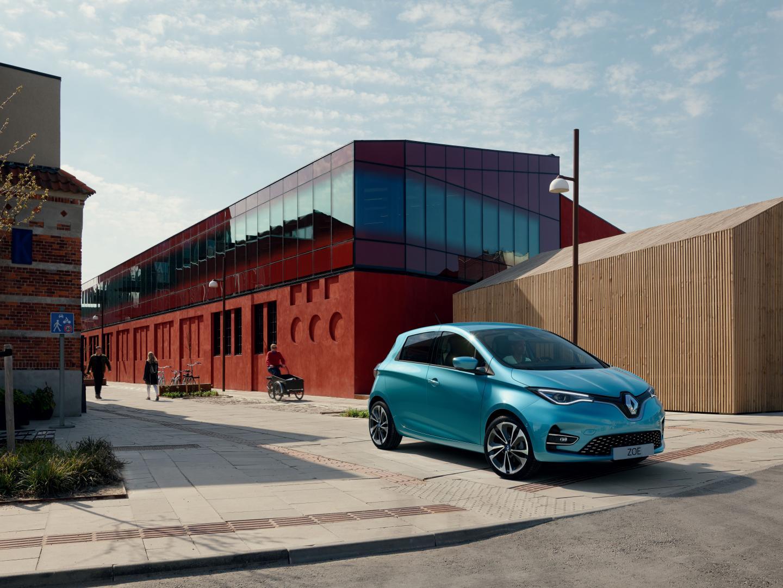 Attraktive Festpreisprämie Ihrer Autoversicherung für den Renault ZOE oder Renault TWINGO Electric Autohaus Schouren