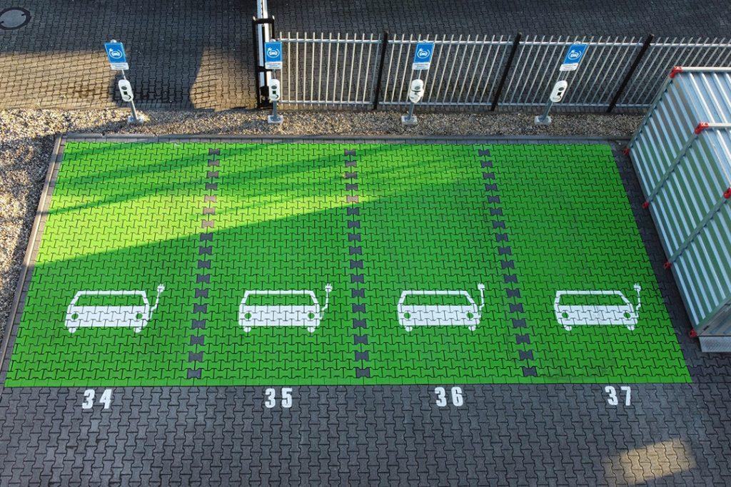 E-Ladestationen vor Ort - Öffentliche Ladestationen für jedermann - Autohaus Schouren