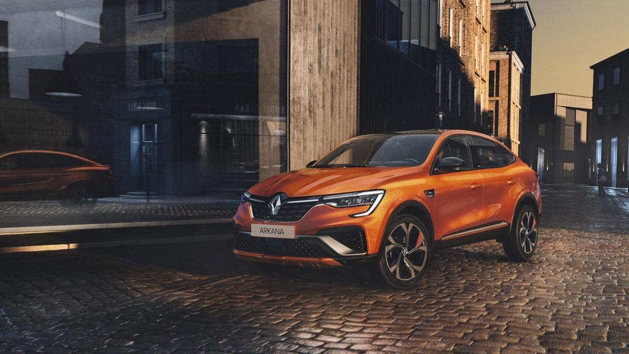 Der neue Renault ARKANA - Autohaus Schouren