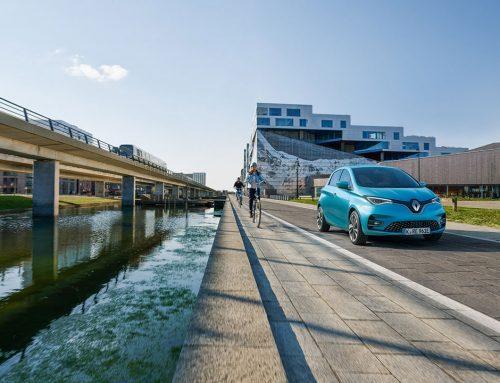 Der neue Renault Zoe